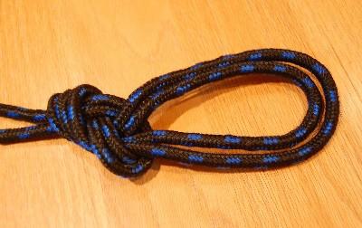 Uzol pre zdvojenie lana