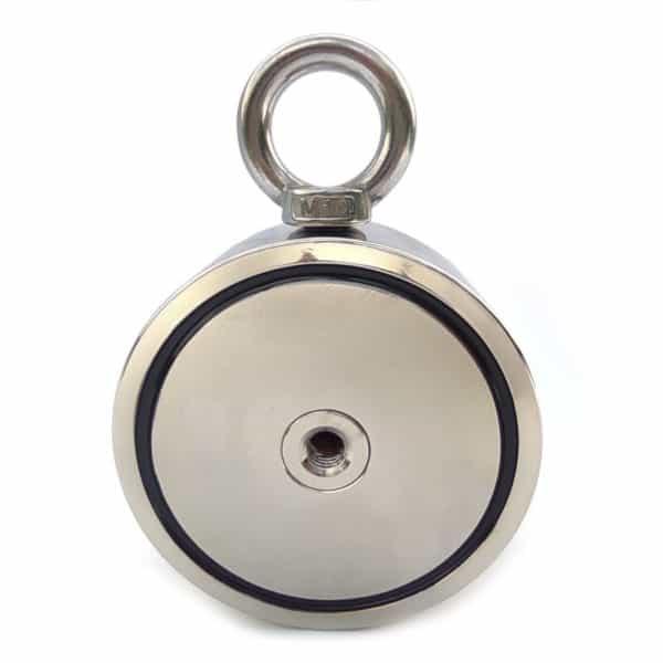 Fishing magnet 500 kg oboustranný