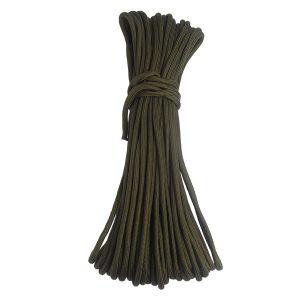 Zelené lano pro magnetic fishing 30m