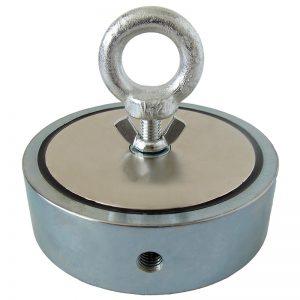 nejsilnější magnet pro magnet fishing 1100 kg
