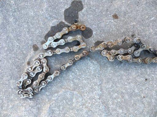 Řetěz na kolo