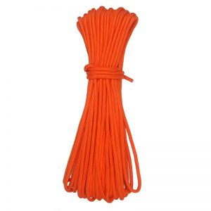 30 metrů dlouhé oranžové lano 560kg
