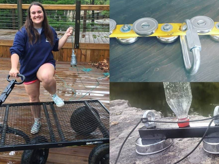 zlepsovaky a modifikacie pre magnet fishingmagnet fishing