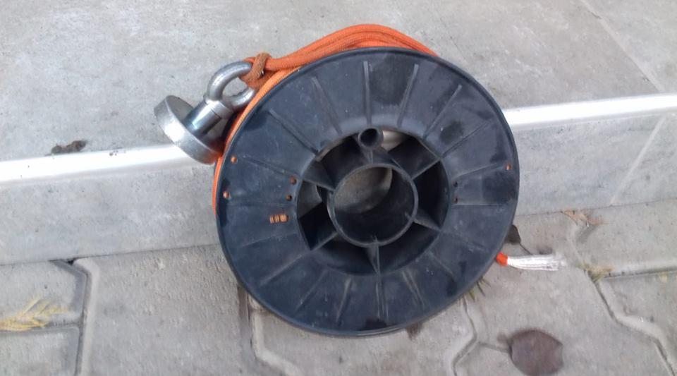 kolo pro lano s magnetem