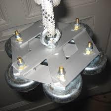 megamagnet složený ze sedmi magnetů