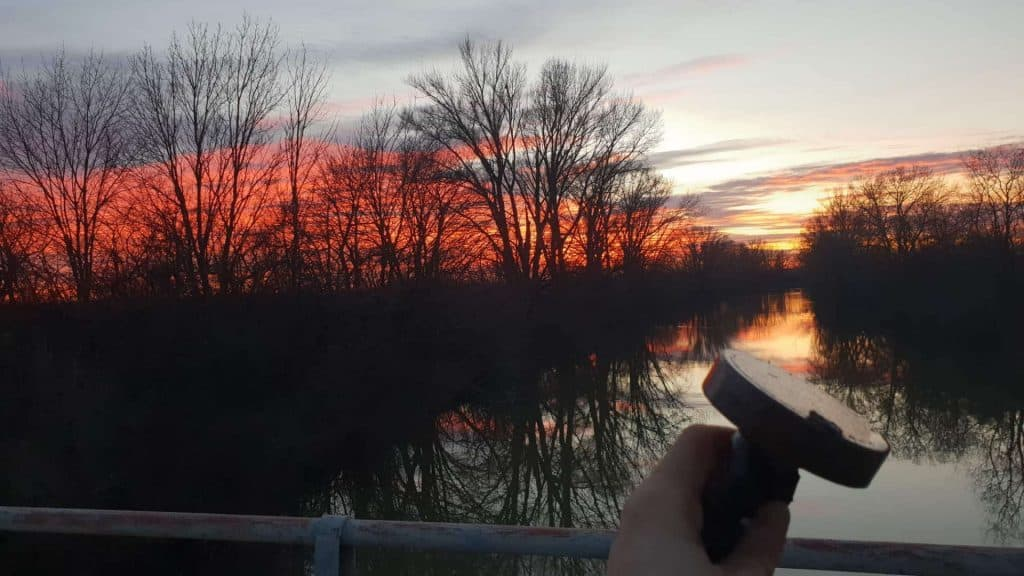 Na lovu až do západu Slunce
