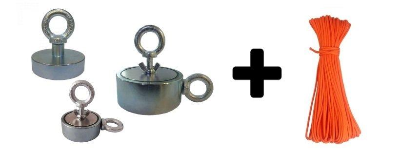 vybavení pro magnetického lovce