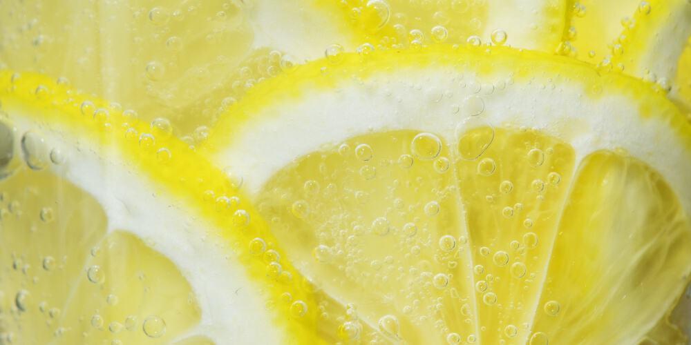 Odstranění rzi kyselinou citronovou
