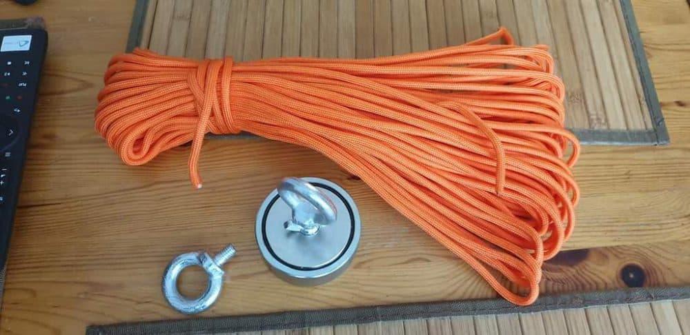 Magnet pro magnet fishing a lano