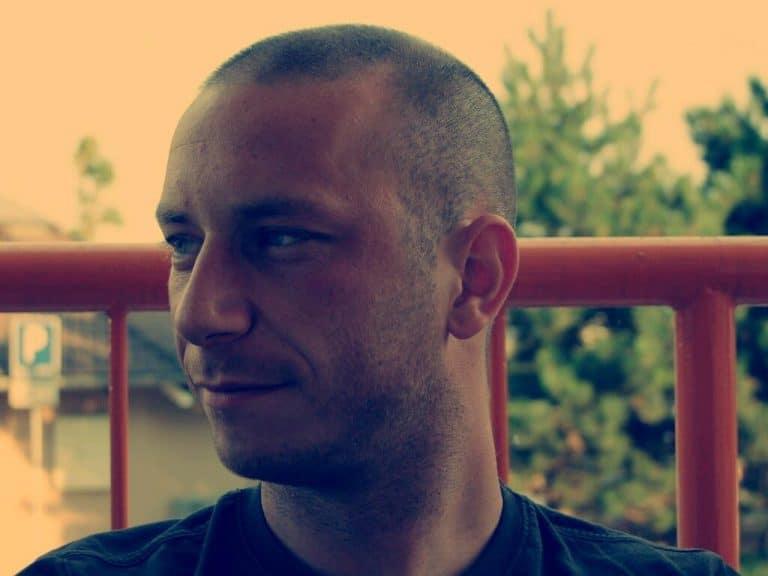 slovenský hledač pokladů Martin U.