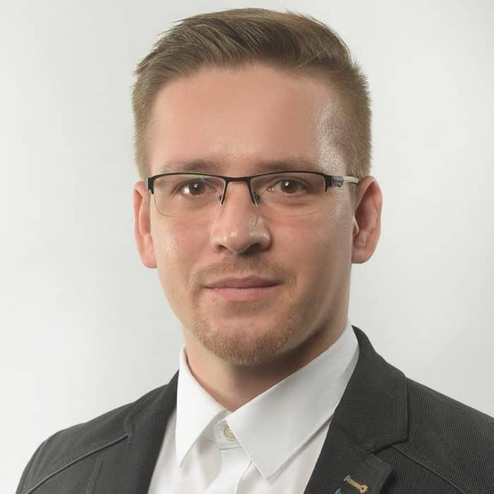 Slovenský lovec Miroslav Šedivý