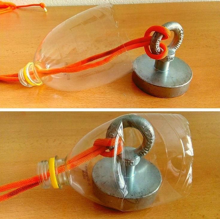 Výroba pouzdra na prasklý magnet: krok 5
